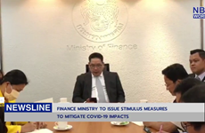 Thailand's Finance Ministry to issue stimulus measures to mitigate COVID-19 impacts