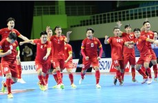 Vietnam to compete in AFC Futsal Club Championship in August
