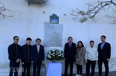 Vietnamese embassy commemorates Algerian journalists