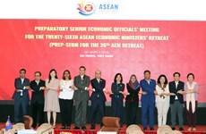 Vietnam proposes 13 priorities for 26th AEM Retreat