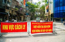 Hanoi ramps up efforts to contain COVID-19 spread