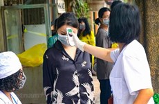 Vietnam reports another SARS-CoV-2 case