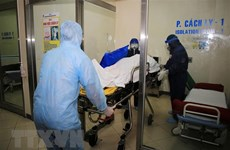COVID-19: more passengers flying with 17th patient test negative