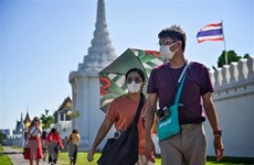 February tourist arrivals in Thailand fall sharply due to COVID-19