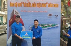 Hanoi youths support fund for Vietnam's sea, islands