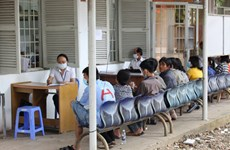 Over 93,500 USD earmarked for HIV/AIDS prevention in Binh Duong
