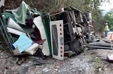 Two Vietnamese die in bus accident in Laos