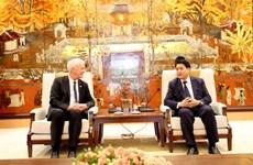 Hanoi beefs up cooperation with Swiss localities