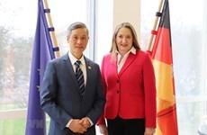 Vietnam intensifies ties with German state
