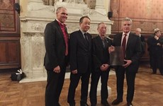 Vietnam appoints Honorary Consul in Marseille, France
