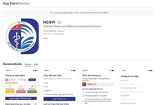 Health ministry launches COVID-19 mobile app
