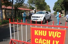 Vietnam reports 45th COVID-19 infection case
