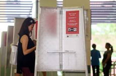 Singapore: polling districts added to group representation constituencies