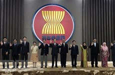 ASEAN, Russia vow to deepen strategic partnership