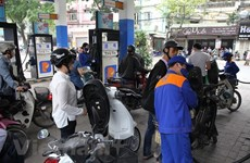Retail prices of petrol plummeted
