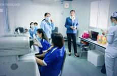 Thailand offers SARS-CoV-2 testing service