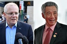 Singaporean PM's visit to Australia to be replaced with video conference