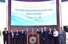 Rubber group moves listing from UPCoM to HoSE