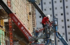 Cambodia's construction sector remains stable