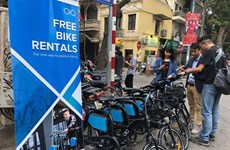 Hanoi to pilot electric bike sharing system