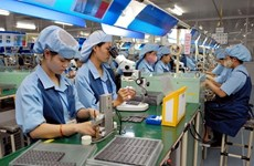 Ha Nam devises measures to support FDI firms in COVID-19 fight