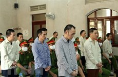14 imprisoned for subversive acts against people's administration