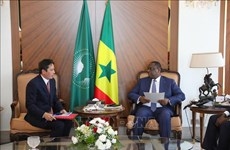 Vietnam, Senegal look to sign extra deals to boost trade, investment
