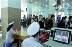 Vietnam, Cambodia work to ensure smooth cross-border goods transport