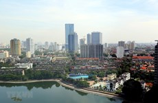 Hanoi keeps growth target for 2020 unchanged