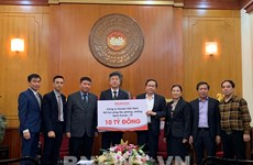 Honda Vietnam donates 420,000 USD to COVID-19 prevention fund