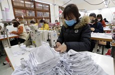 EU, US yet to limit garment imports from Vietnam due to COVID-19
