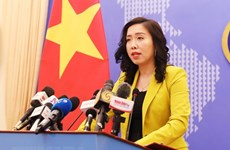 "Vietnam rejects China's so-called ""nine-dash line"" in East Sea"