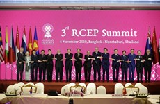 Partners vow to ink RCEP agreement in 2020