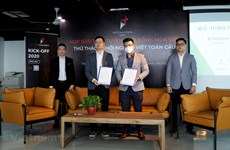 Startup contest VietChallenge 2020 launched in Hanoi