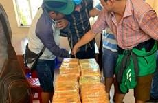 Drug traffickers arrested in HCM City, Dien Bien