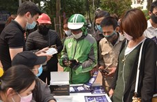 Hanoians to receive one million free face masks