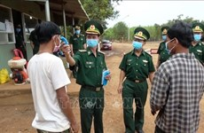 Tay Ninh reports no COVID-19 cases: health official