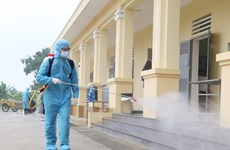 Vietnam reports seven more COVID-19 infection cases