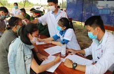 Thua Thien-Hue: Hundreds of students volunteer to fight COVID-19