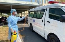 Vietnam reports three new COVID-19 cases