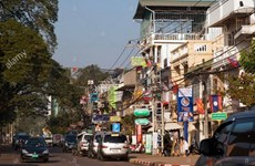 Laos sees decline in trade due to COVID-19