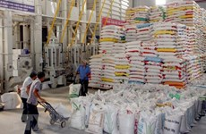Rice export enjoys growth despite COVID-19
