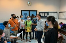Embassy helps stranded Vietnamese in Thailand fly home