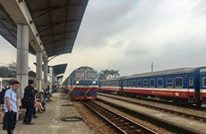 Coronavirus puts brake on Hanoi-HCM City trains