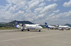Lao Airlines suspends int'l flights due to COVID-19