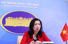 Vietnam asks China to respect its sovereignty