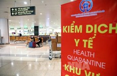 Noi Bai airport suspends receiving flights carrying Vietnamese citizens from abroad