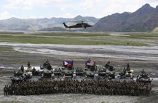 US cancels annual large-scale drill with Philippines