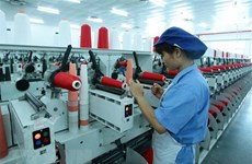 Dong Nai's industrial production slows down due to COVID-19