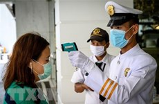Thailand, Cambodia announce new COVID-19 cases